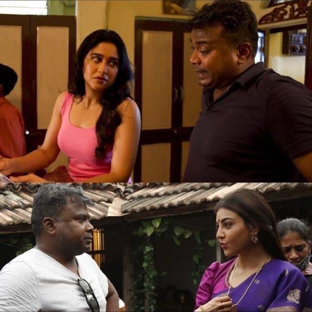 Karungaapiyam Featuring Kajal Aggarwal and Regina