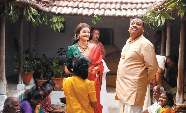 Karungaapiyam Movie Pictures Starring Kajal and Regina