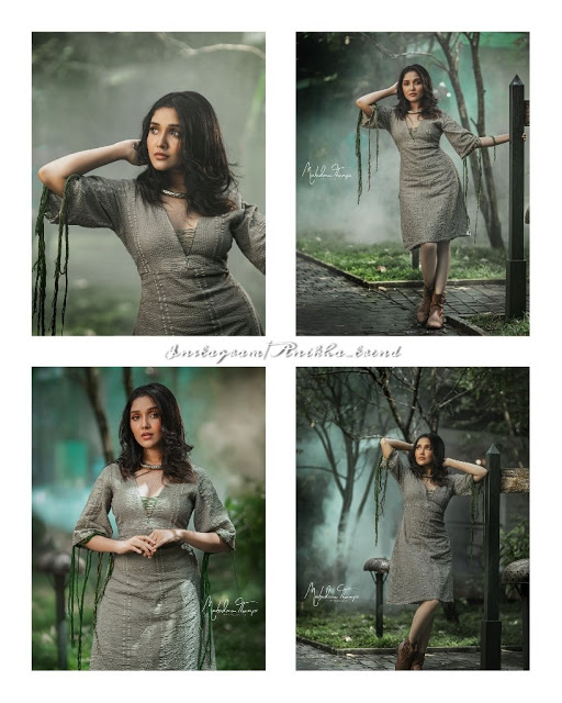 Anikha Surendran Latest Sultry Look in an New Photoshoot