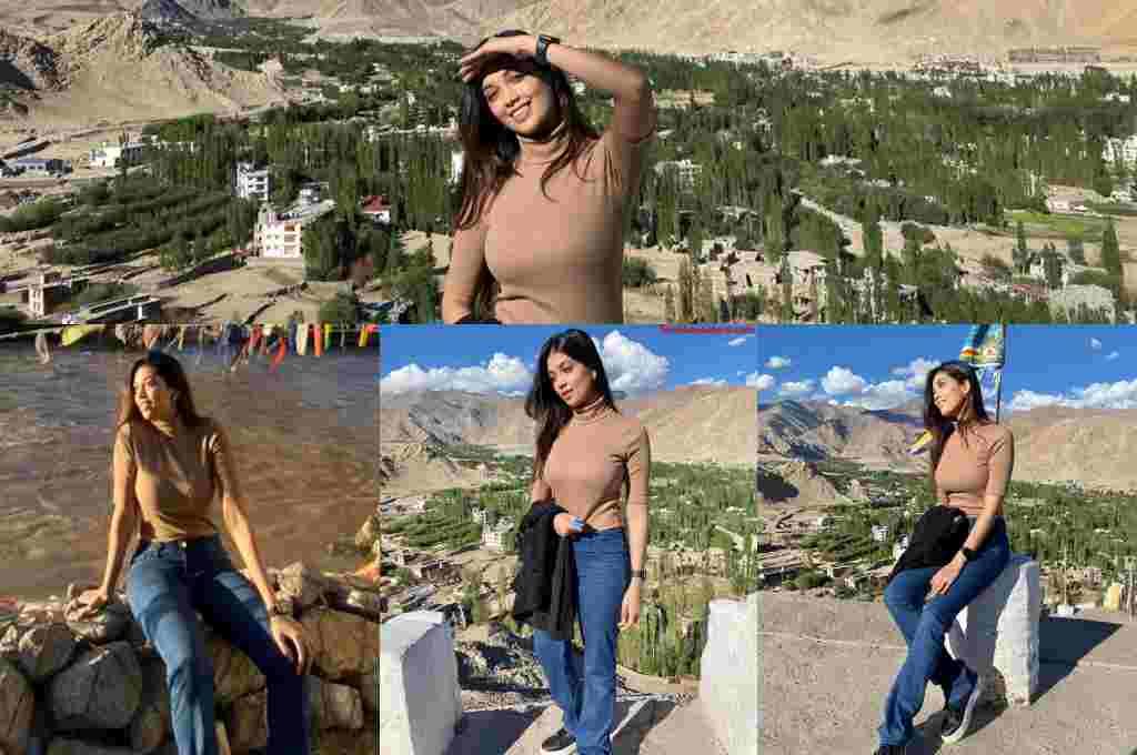 Actress Digangana Suryavanshi photos