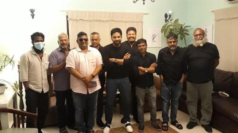 mani ratnam and shankar Rain on films production