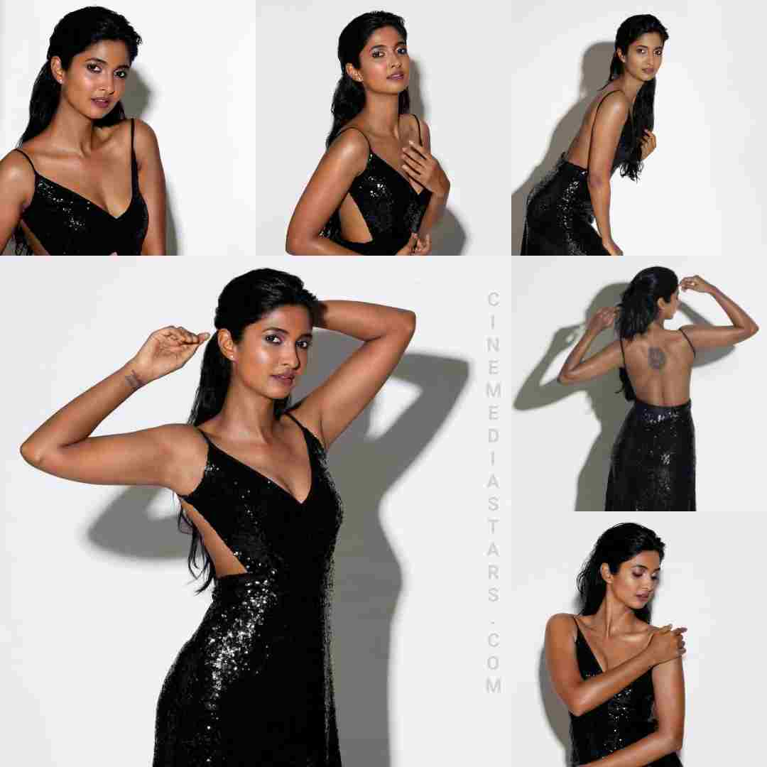 Actress keerthi pandian Photoshoot gallery