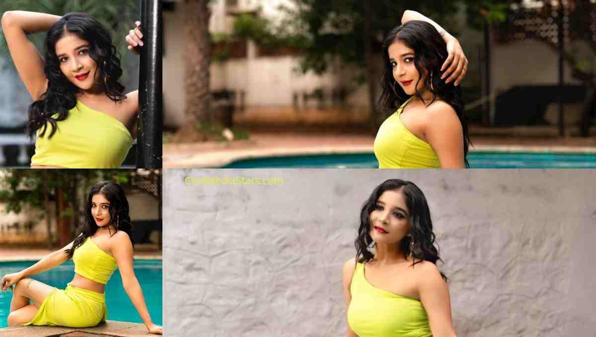 actress sakshi agarwal photoshoot