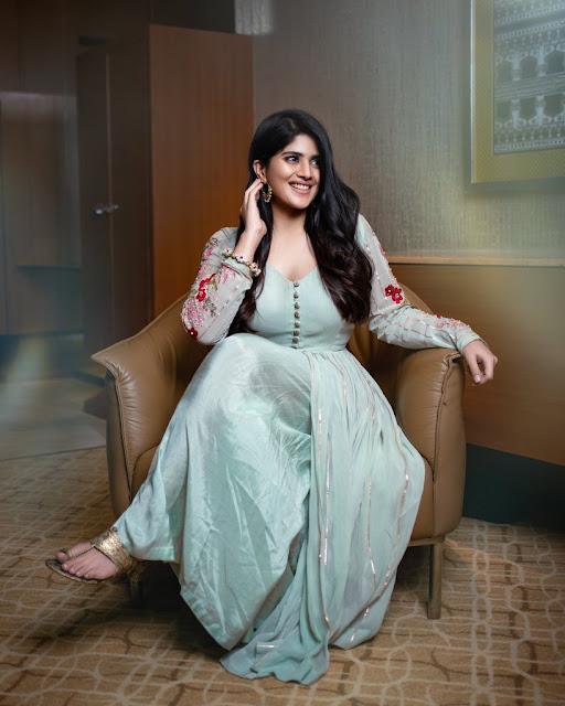 Dear Megha Actress Megha Akash Latest Photos