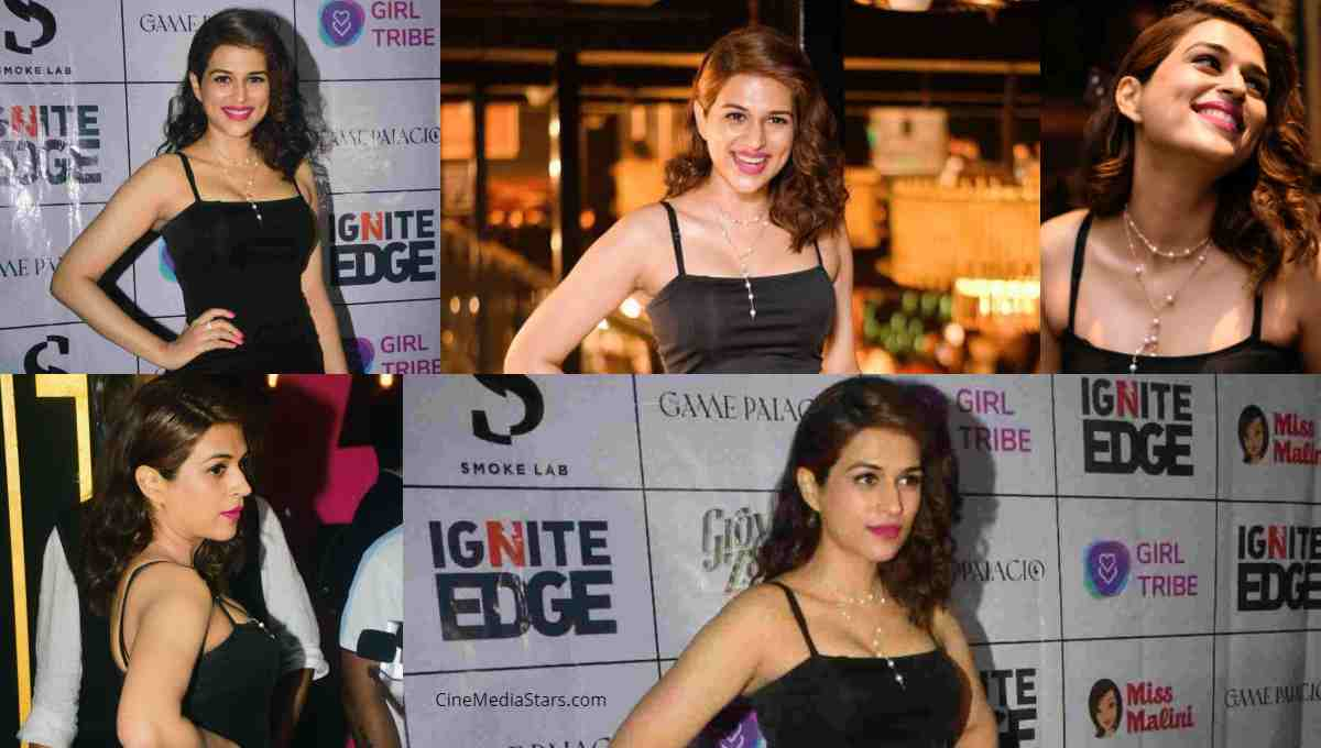 Shraddha das at At the launch of Ignite edge talent event by Miss Malini