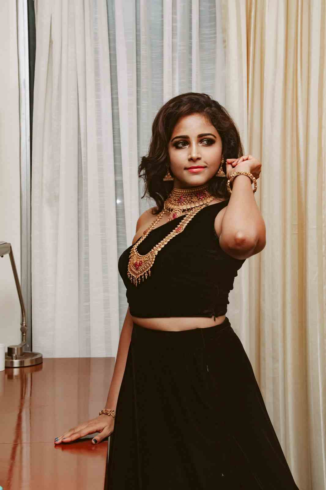 Actress Subiksha Latest Photoshoot Khazana Jewellery